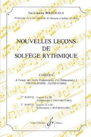 Nouvelles lecons de solfège rythmique Volume 2 - laflutedepan.com