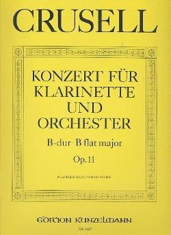 Konzert B-Dur op.11 - Klarinette Klavier laflutedepan