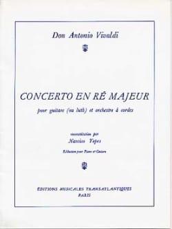 Concerto en Ré Majeur - Guitare et Piano VIVALDI laflutedepan