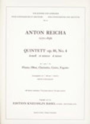 Bläserquintett op. 88 Nr. 4 d-moll -Stimmen - laflutedepan.com