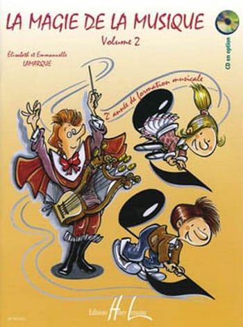 La Magie de la Musique - Volume 2 - laflutedepan.com