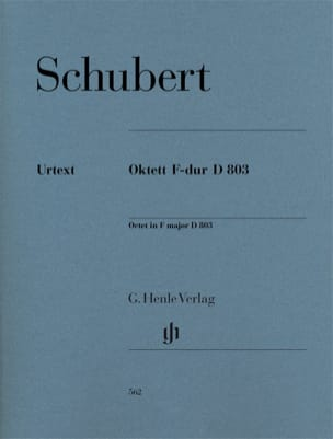 Octuor en Fa Majeur D. 803 Op. Posth 166 - Parties laflutedepan