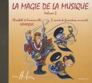 CD - la Magie de la Musique Volume 2 - laflutedepan.com