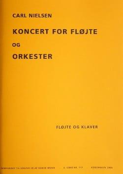 Concerto pour Flute et Orchestre NIELSEN Partition laflutedepan