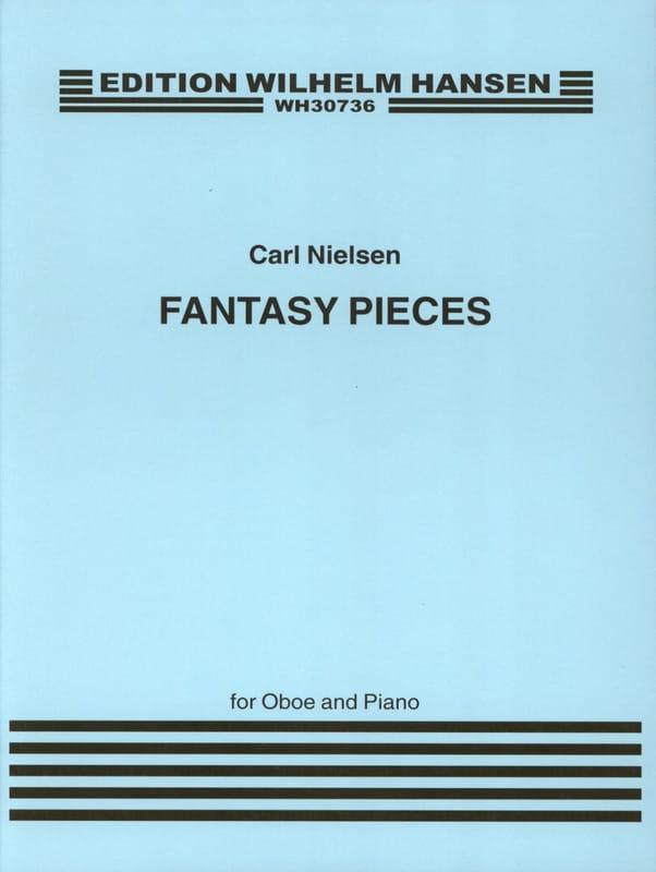 2 Fantasy pieces op. 2 -Oboe piano - NIELSEN - laflutedepan.com