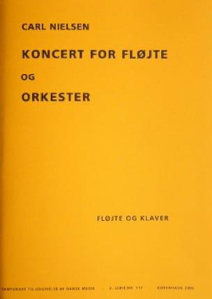 Concerto pour Flute et Orchestre - NIELSEN - laflutedepan.com