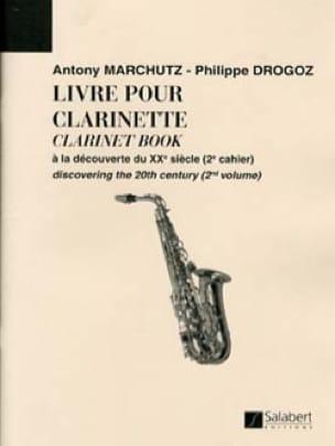 Livre pour clarinette, 2ème Cahier - laflutedepan.com
