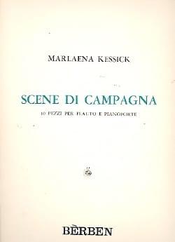 Scene di campagna Marlaena Kessick Partition laflutedepan