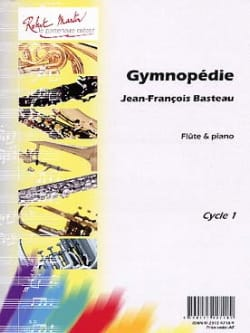 Gymnopédie Jean-François Basteau Partition laflutedepan