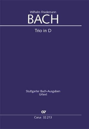 Trio en Ré Majeur - Br-Wfb: B13 Fk 47 Urtext - laflutedepan.com