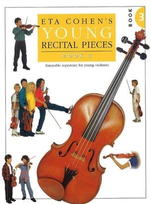 Eta Cohen's young recital pieces, Volume 3 - laflutedepan.com