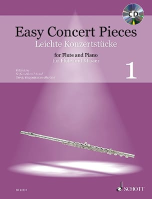- Easy Concert Pieces Vol. 1 - Partition - di-arezzo.co.uk