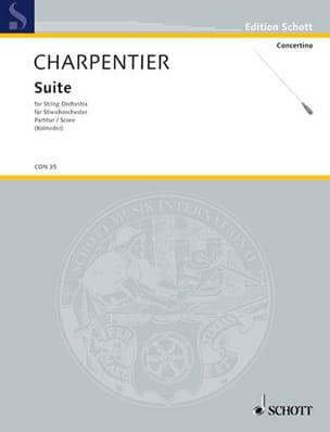 Suite - Streichorchester - Conducteur CHARPENTIER laflutedepan