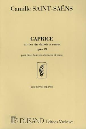Caprice op. 79 -Flûte, hautbois, clarinette et piano laflutedepan
