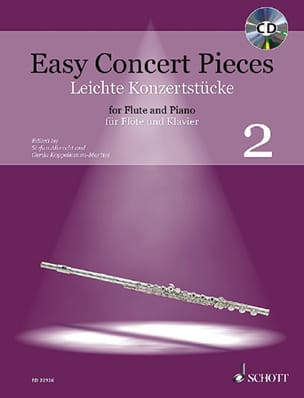 - Easy Concert Pieces Vol. 2 - Partition - di-arezzo.co.uk