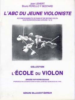 L'abc du jeune violoniste - Accomp. Piano laflutedepan