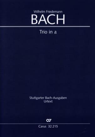 Trio en la Mineur - Br-Wfb: B15 Fk 49 Urtext laflutedepan