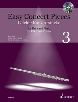 - Easy Concert Pieces Vol. 3 - Partition - di-arezzo.co.uk