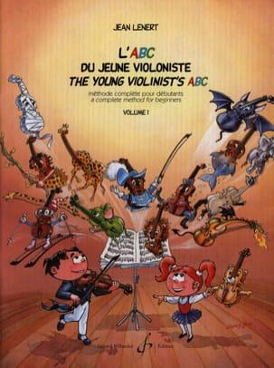 L' ABC du Jeune Violoniste Volume 1 Jean Lenert Partition laflutedepan