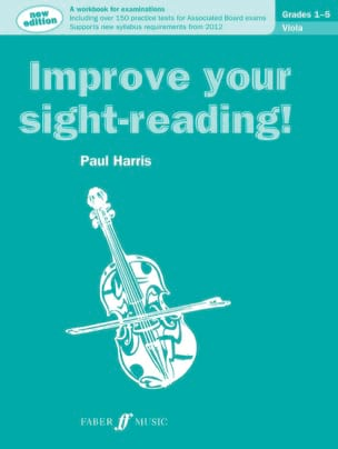 Improve your Sight-reading ! - Viola Paul Harris laflutedepan