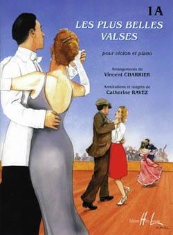 Les plus belles valses - 1A -Violon Vincent Charrier laflutedepan