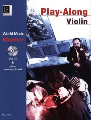 World Music - Klezmer Violon / Piano - laflutedepan.com