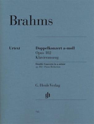 Double Concerto, opus 102 - Violon, violoncelle et piano laflutedepan