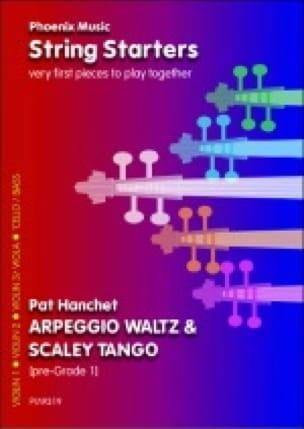 Arpeggio Waltz / Scaley Tango - String ensemble - laflutedepan.com