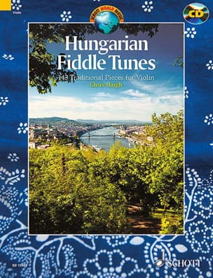 Hungarian Fiddle Tunes Partition Violon - laflutedepan