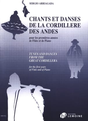 Chants et Danses de la Cordillère des Andes - Flûte Piano laflutedepan