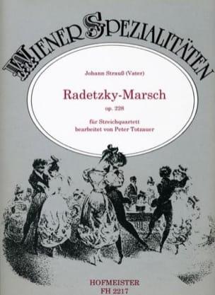 Radetzky-Marsch, op. 228 - Streichquartett laflutedepan