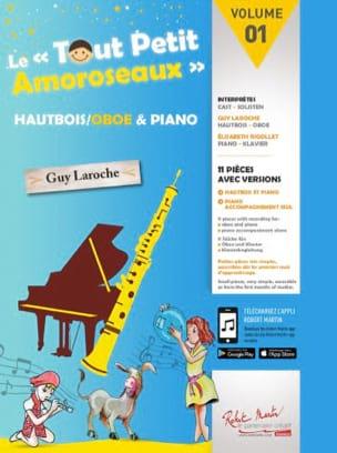 Le Tout-Petit Amoroseaux - Partition - Hautbois - laflutedepan.com