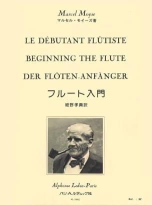 Le Débutant Flûtiste Marcel Moyse Partition laflutedepan