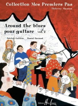 Around the blues - Volume 2 laflutedepan