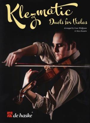 Klezmatic Duets for Violas Dezaire Nico / Wolfgram Coen laflutedepan