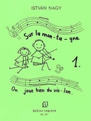 Sur la Montagne, On Joue Bien du Violon Volume 1 - laflutedepan.com
