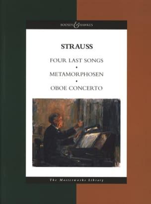Four Last Songs - Metamorphosen - Oboe Concerto laflutedepan
