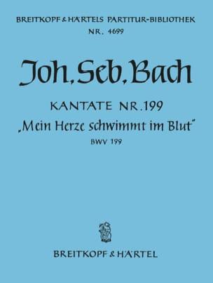 Kantate 199 Mein Herze Schwimmt Im Blut - BACH - laflutedepan.com