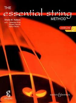 Essential string method, Volume 2 - Violin - laflutedepan.com