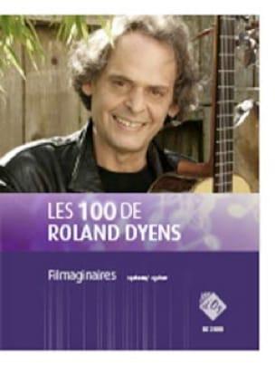 Filmaginaires - Roland Dyens - Partition - Guitare - laflutedepan.com