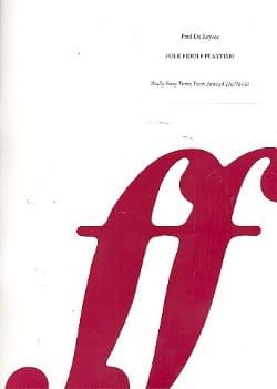 Folk Fiddle Time Paul de Keyser Partition Violon - laflutedepan