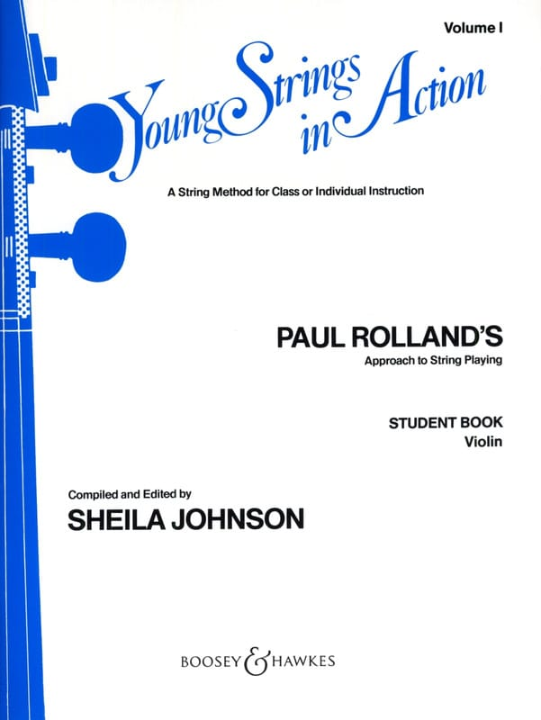 Young strings in action, Volume 1 - Student - Violin - laflutedepan.com