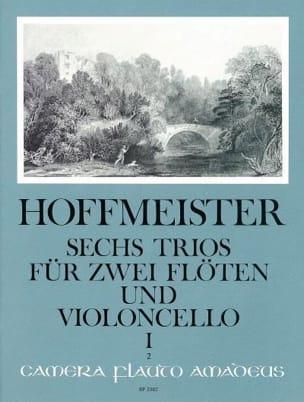 6 Trios op. 31 - Bd. 1 : Nr. 1-3 -2 Flöten Violoncello laflutedepan