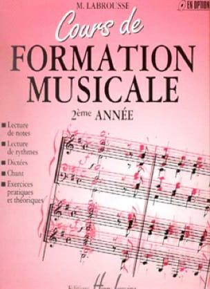 Cours de Formation Musicale - Volume 2 - laflutedepan.com