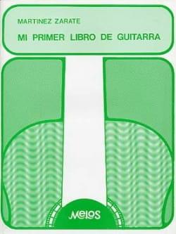 Mi primer libro de guitarra Jorge Martinez Zarate laflutedepan
