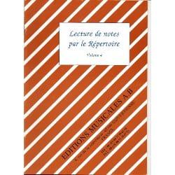 Lecture de Notes par le Répertoire Vol 4 - laflutedepan.com