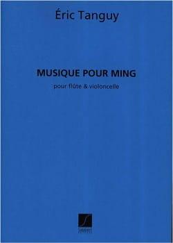 Musique pour Ming - Flûte et Violoncelle Eric Tanguy laflutedepan