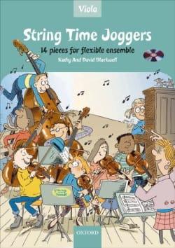 String Time Joggers - Viola  Partition Alto - laflutedepan