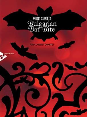 Bulgarian Bat Bite - 4 clarinettes score & parts laflutedepan