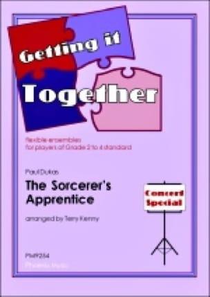 L'apprenti Sorcier - DUKAS - Partition - laflutedepan.com